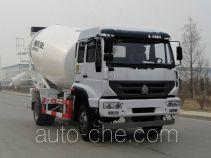 黄河牌ZZ5164GJBK3816D1型混凝土搅拌运输车
