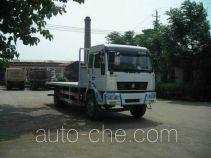 黄河牌ZZ5164TPBG4715C1型平板运输车
