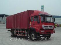 黄河牌ZZ5164XXYG5616D1型厢式运输车