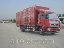 豪瀚牌ZZ5165XXYG5113E1B型厢式运输车
