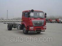豪瀚牌ZZ5165XXYG5613D1B型厢式运输车底盘