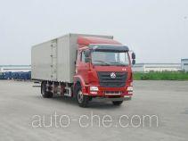 豪瀚牌ZZ5165XXYM5013E1L型厢式运输车