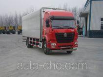 Sinotruk Hohan ZZ5165XYKM5713D1 wing van truck