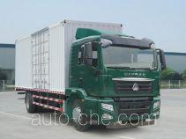 Sinotruk Sitrak ZZ5166XXYK561GD1 box van truck