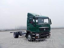 汕德卡牌ZZ5166XXYM561GE1型厢式运输车底盘