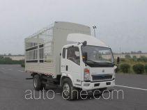 豪沃牌ZZ5167CCYG3415D1型仓栅式运输车