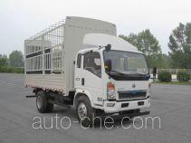 豪沃牌ZZ5167CCYG3615D1型仓栅式运输车