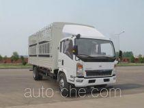 豪沃牌ZZ5167CCYG4515D1型仓栅式运输车