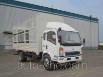 豪沃牌ZZ5167CCYG4715D1型仓栅式运输车