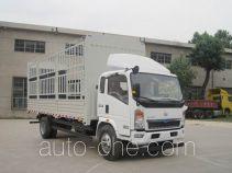 豪沃牌ZZ5167CCYG5215D1型仓栅式运输车
