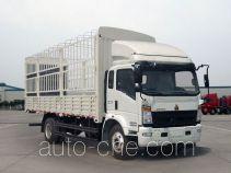 豪沃牌ZZ5167CCYG521CD1型仓栅式运输车