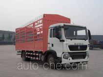 豪沃牌ZZ5167CCYK501GE1B型仓栅式运输车