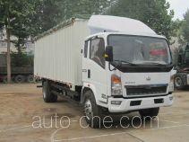 Sinotruk Howo ZZ5107CPYG4215D1 soft top box van truck
