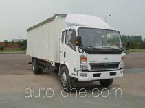 Sinotruk Howo ZZ5107CPYG4515D1 soft top box van truck