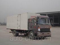 Sinotruk Howo ZZ5167XXYG451CE1 box van truck