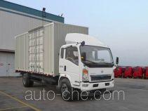 Sinotruk Howo ZZ5167XXYG5215D1 box van truck