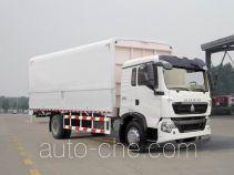 Sinotruk Howo ZZ5167XYKK561GE1B wing van truck