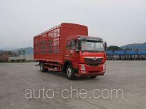 Homan ZZ5168CCYF10EB0 грузовик с решетчатым тент-каркасом
