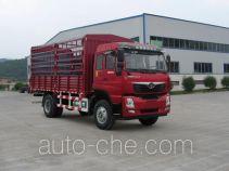 Homan ZZ5168CCYG10DB0 грузовик с решетчатым тент-каркасом