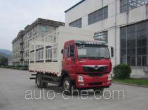 Homan ZZ5168CCYG10DB1 грузовик с решетчатым тент-каркасом