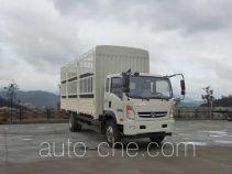 Homan ZZ5168CCYG17DB2 грузовик с решетчатым тент-каркасом