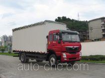 Homan ZZ5168CPYF10DB1 soft top box van truck