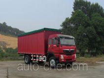 Homan ZZ5168CPYG10DB0 soft top box van truck