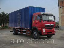 豪曼牌ZZ5168XXYG10DB0型厢式运输车