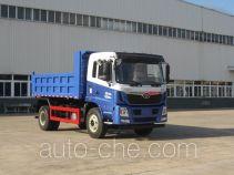 豪曼牌ZZ5168ZLJG10EB0型自卸式垃圾车
