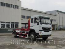 豪曼牌ZZ5168ZXXG10DB0型车厢可卸式垃圾车