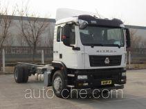 汕德卡牌ZZ5176XXYM561GE1型厢式运输车底盘