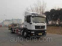 汕德卡牌ZZ5176ZKYM561GE1型车厢可卸式邮政车