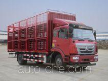豪瀚牌ZZ5185CCQK5113E1型畜禽运输车