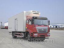 豪瀚牌ZZ5185XLCK5613E1型冷藏车
