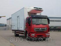 豪瀚牌ZZ5185XLCN7113E1型冷藏车