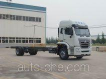 Sinotruk Hohan ZZ5185XXYH7113E1 van truck chassis