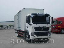 Sinotruk Howo ZZ5187XXYK501GE1 box van truck