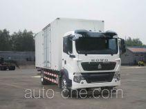 Sinotruk Howo ZZ5187XXYK561GE1 box van truck