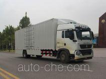 Sinotruk Howo ZZ5187XXYN711GE1H box van truck