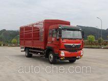 豪曼牌ZZ5188CCYF10EB0型仓栅式运输车