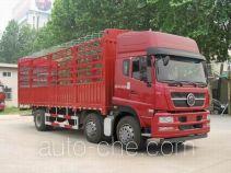Sida Steyr ZZ5203CCYM56CGD1 грузовик с решетчатым тент-каркасом