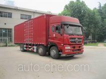 斯达-斯太尔牌ZZ5203XXYM56CGE1B型厢式运输车
