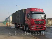 Sida Steyr ZZ5203XXYM60HGE1 box van truck