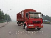 Huanghe ZZ5204CLXG52C5C1 stake truck