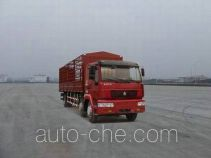 Huanghe ZZ5204CLXG56C5C1 stake truck