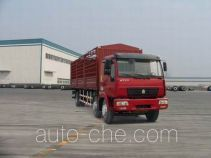 Huanghe ZZ5204CLXG60C5C1 stake truck