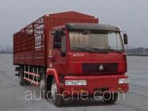 Huanghe ZZ5204CLXK52C5C1 stake truck