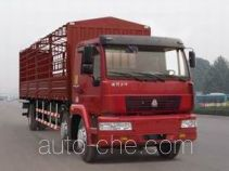 Huanghe ZZ5204CLXK56C5C1 stake truck
