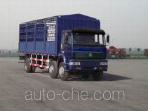 Huanghe ZZ5204CLXK60C5C1 stake truck