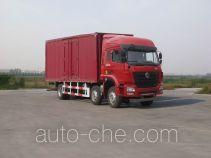 豪瀚牌ZZ5205XXYM56C3E1型厢式运输车